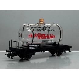 Marklin glasketelwagen...