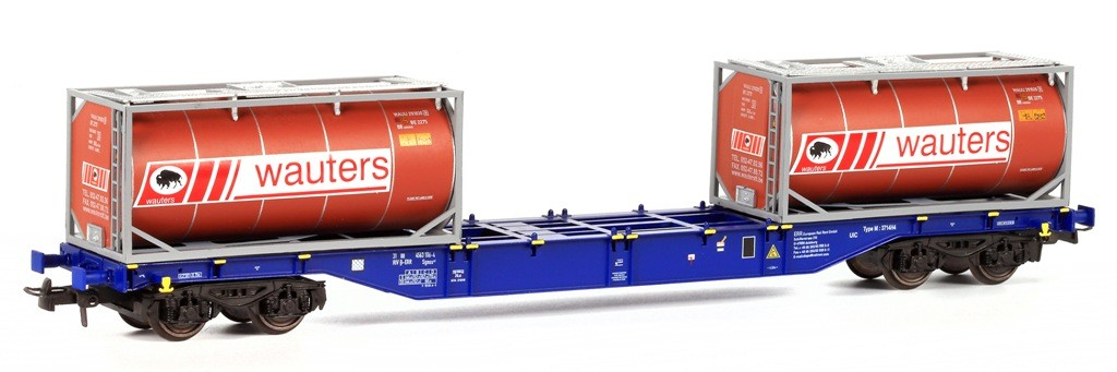 Containerwagon