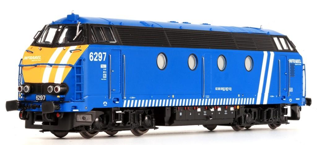 Diesel 62 Infrabel