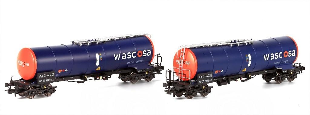 Tankwagens Wascosa